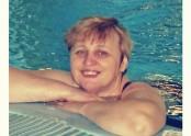 Po celodenním sportování mi v bazénu nic nezabrání! [JK]