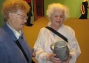 600 let starý džbán