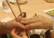 Jak se drží japonské hůlky?