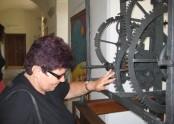 Prohlédli jsme si starý hodinový stroj