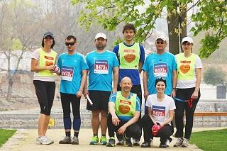 Lormácká štafeta půlmaraton